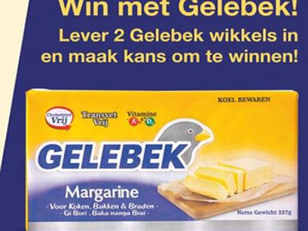 WIN met GELEBEK!!