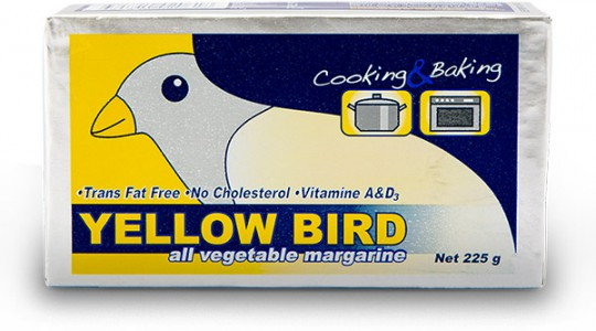 Yellow Bird Margarine