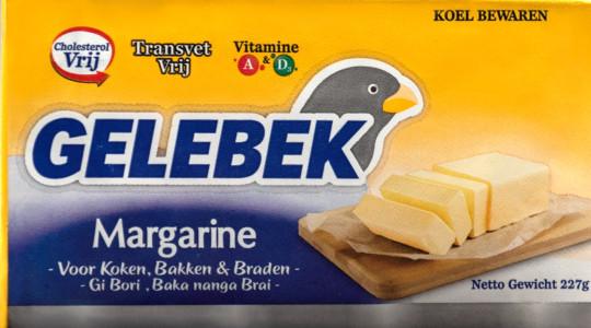 Gelebek Margarine