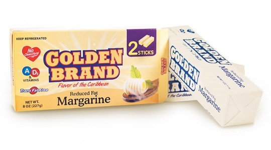 Golden Brand 2-stick Margarine