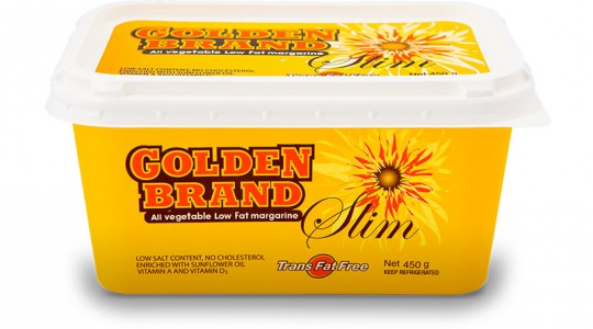 Golden Brand Slim Low Salt margarine