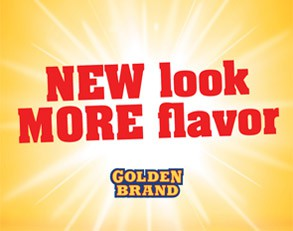 Golden Brand Margarine introduceert nieuwe '2 sticks' verpakking